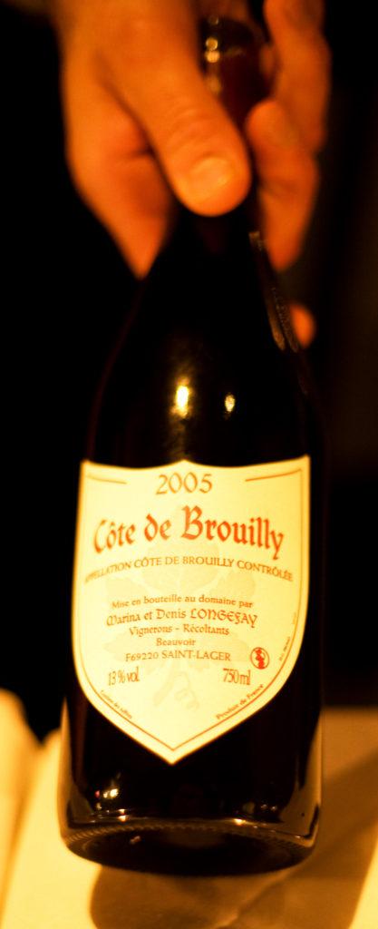 Cote de Brouilly Old Vines