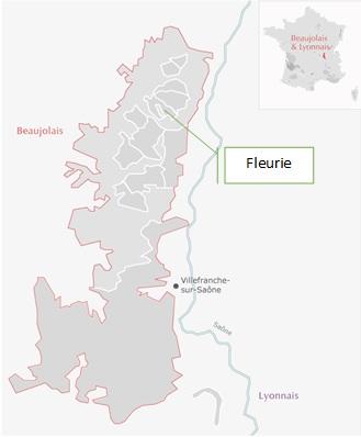 AOC Fleurie Beaujolais