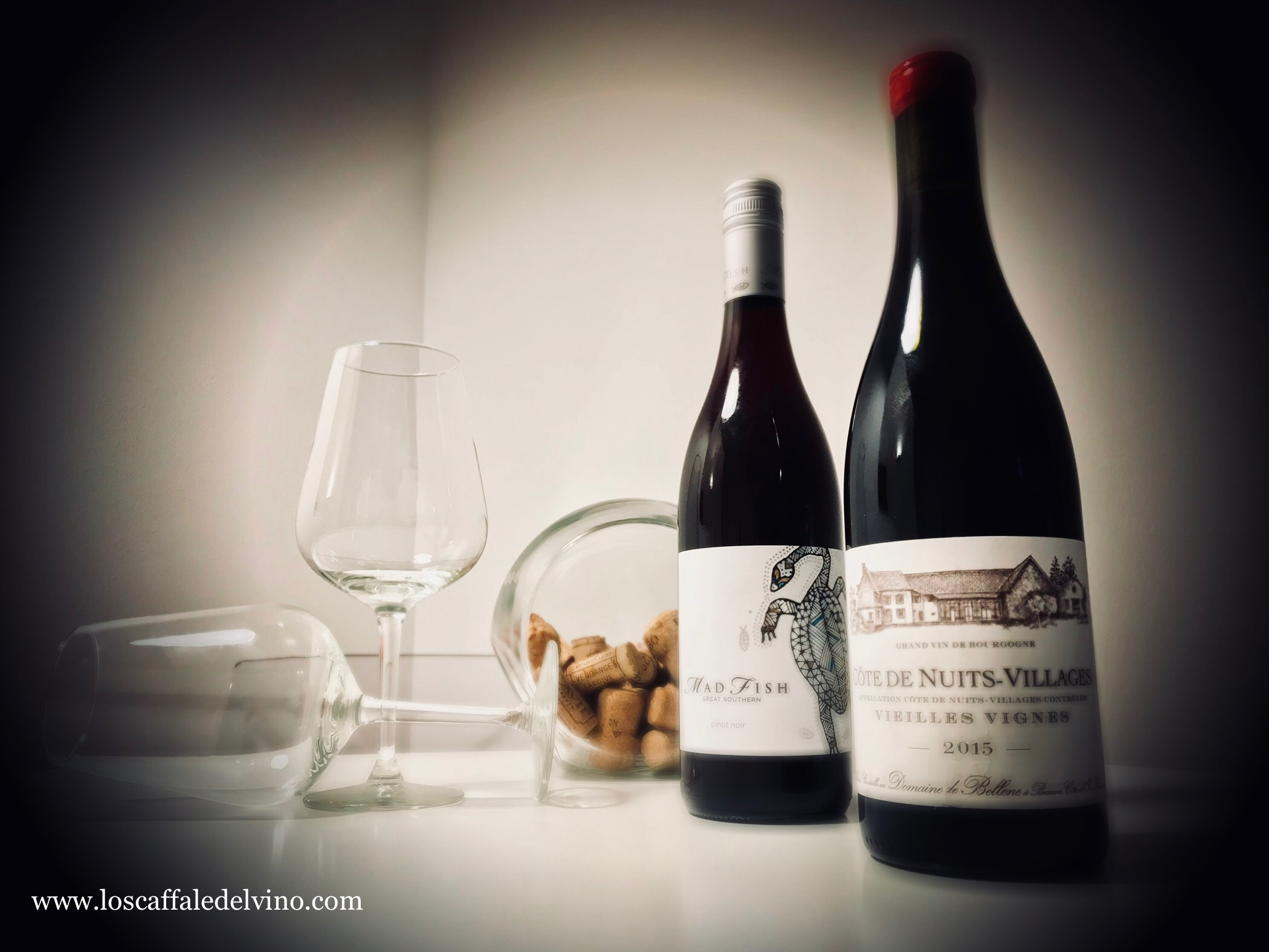 Pinot Noir Francia 3 - Australia 0