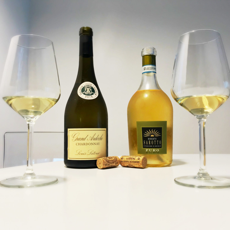 Chardonnay vs Chardonnay